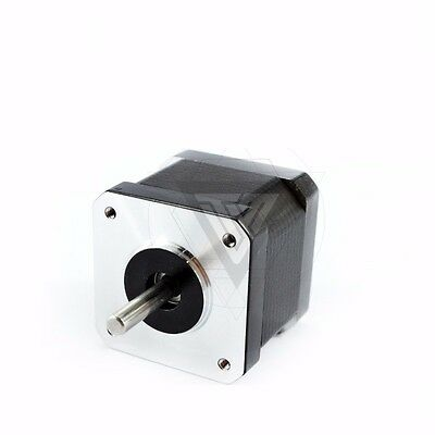NEMA-17 42 X 42 X 40 mm  Stepper Motor for TEVO and Other Printers