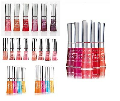 LOREAL GLAM SHINE LIP GLOSS 6ml * CHOOSE YOUR COLOUR *