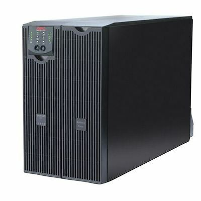 APC SURT 10000 VA UPS - On Line - NF - new cells - 12M RTB warranty inc AP9619