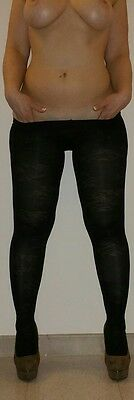 calze Usate, collant usato,  tight, Pantyhose USED.Nature