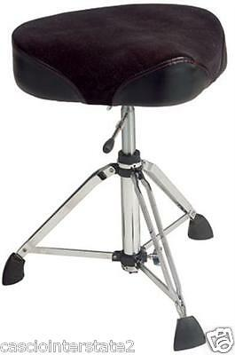 Gibraltar 9608HM Hydraulic Moto Style Drum Throne - Brand New