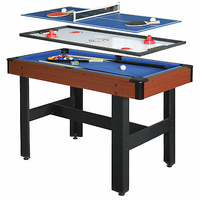 Triad 48-inch 3-in-1 Multi Game Table