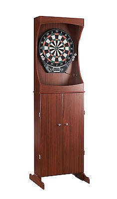 Outlaw Free Standing Dart Cabinet Set