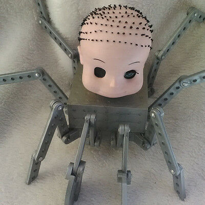Rare Toy Story Sid S Spider Baby Face Remote Control Figure Disney