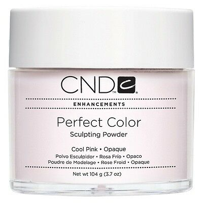 CND Perfect Color Powder Cool Pink Opaque 104g