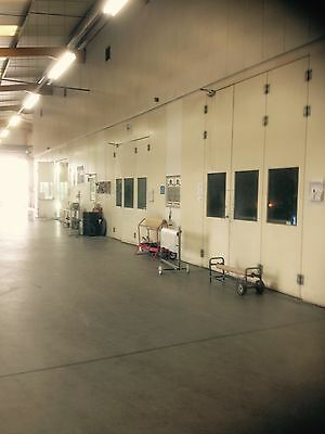 Garmat Spraymaster Spray Booth and Low Bake Oven