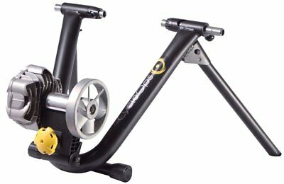 CycleOps Classic Silencer DD Mag Trainer No Cassette - Black