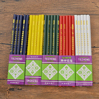 10 Pcs Fabric Sewing Pencils Tailor Dressmaking Craft Tools Home Accessories