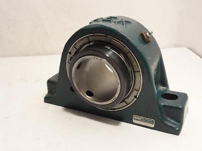 "157630 Old-Stock, Rexnord ZAS-2215 Pillow Block Roller Bearing, 2-15/16"" ID"