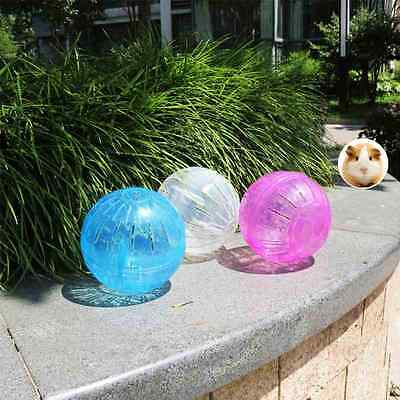 Hamster Mouse Rat Rodents Ball Toys Mice Jogging Exerciese Palying Plastic Ball