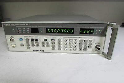 Agilent HP 8657A Synthesized Signal Generator, 0.1 to 1040 MHz