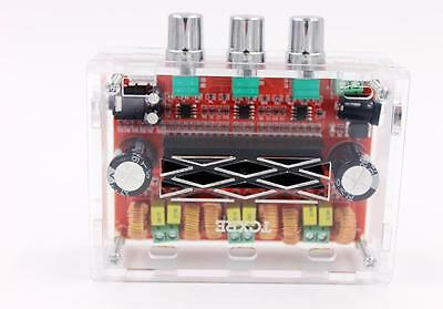 TPA3116D2 2x 50W +100W 2.1 Channel Digital Audio Subwoofer Power Amplifier Board