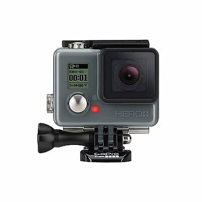GoPro Go Pro HERO+ ACTION CAMERA - 8MP 1080P WATERPROOF - NEW & BOXED