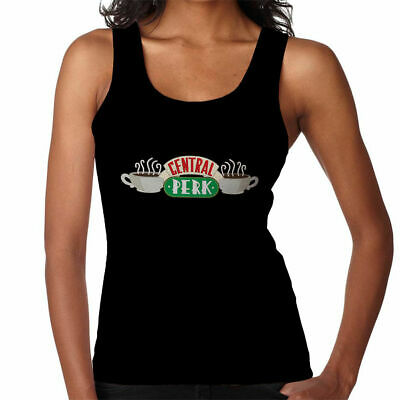 Friends Central Perk Logo Women's Vest