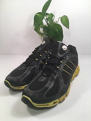 41fb6ee81dc41 ADIDAS A3 BOUNCE Running Sneaker Multi Black Yellow Men s Sz 12 ...