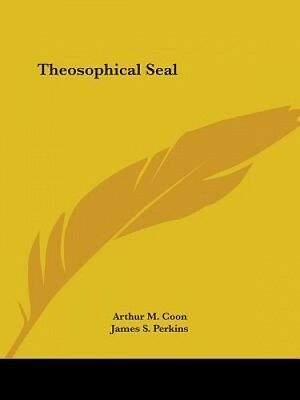 Theosophical Seal (1958) by Arthur M. Coon.