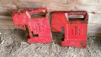 international harvester Suitcase Weights