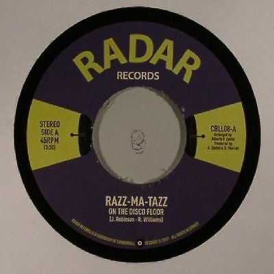 "RAZZ MA TAZZ - On The Disco Floor - Vinyl (7"")"