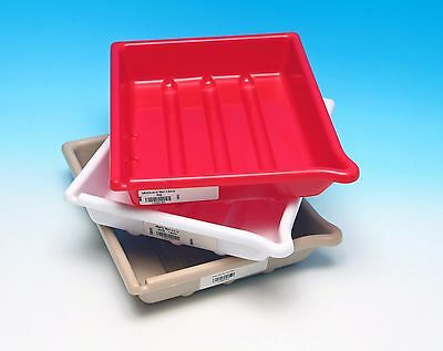 "Darkroom Developing Trays Paterson 10"" x 8"" x 2""  - Set of 3 Trays"
