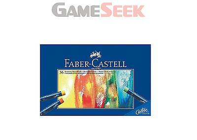 Faber-Castell - Oil Pastel Crayons Studio Quality Box Of 36 (127036) - Toys New