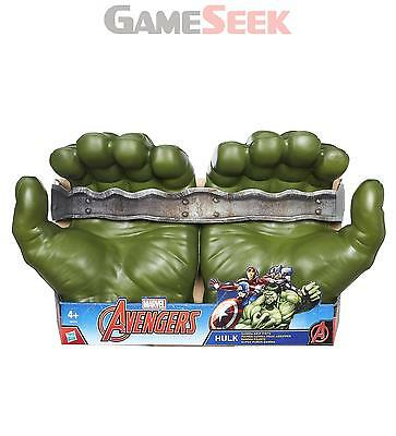 Hasbro Avengers Hulk - Gamma Grip Fists (B5778) - Toys Brand New Free Delivery