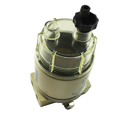 Fuel Filter / Water Separator For Marine Spin-On 120At R12T New
