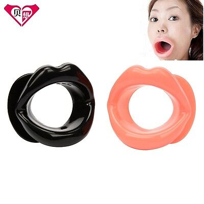 Adult Rubber Open Mouth Gag Ring Sex Toy Adult Game Fixation Cosplay Restraints