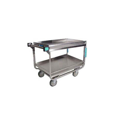 "Lakeside 725 19-3/8""x32-5/8""x34-1/2"" Stainless Steel Utility Cart"