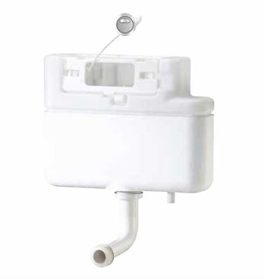 Siamp Intra Builtin Concealed Bottom Inlet  31014710 C/w Push Button