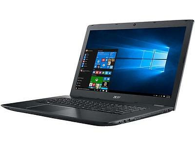 "Acer E5-774G-582T 17.3"" Certified Laptop Intel Core i5 7th Gen 7200U (2.50 GHz)"