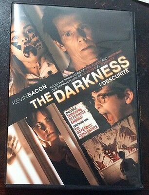 The Darkness / L'obscurité ( Dvd, 2016 ) Francais & English Perfect Condition