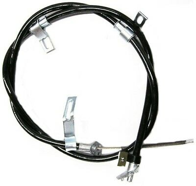 Parking Brake Cable-Stainless Steel Brake Cable Rear Left ABSCO 25231