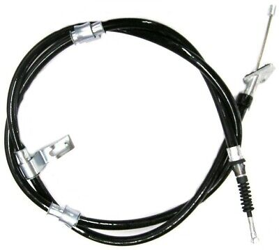 Parking Brake Cable-XR, FWD Rear Right Absco 25236