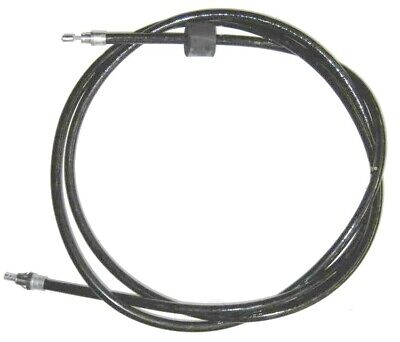Parking Brake Cable-Stainless Steel Brake Cable Front ABSCO 41180