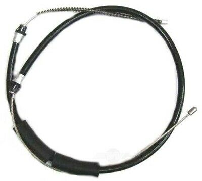 Parking Brake Cable-Stainless Steel Brake Cable Rear Left ABSCO 61057