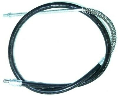 Parking Brake Cable-Stainless Steel Brake Cable Front ABSCO 6287