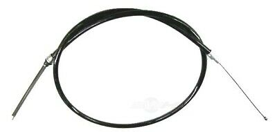 Parking Brake Cable-Stainless Steel Brake Cable Rear Left ABSCO 6486