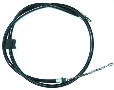 Parking Brake Cable-Stainless Steel Brake Cable Rear ABSCO 7942