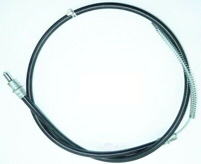 Parking Brake Cable-Stainless Steel Brake Cable Rear ABSCO 6475