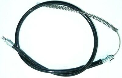 Parking Brake Cable-Stainless Steel Brake Cable ABSCO 6757 fits 80-85 Ford F-250