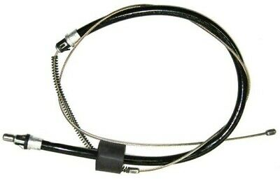 Parking Brake Cable-Stainless Steel Brake Cable Front ABSCO 7867