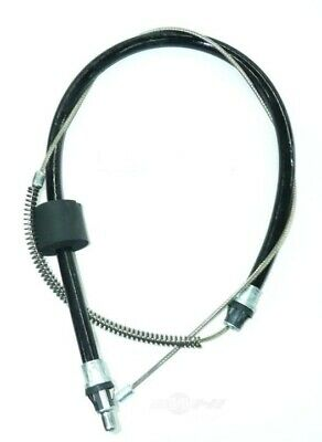 Parking Brake Cable-Stainless Steel Brake Cable Front ABSCO 6989