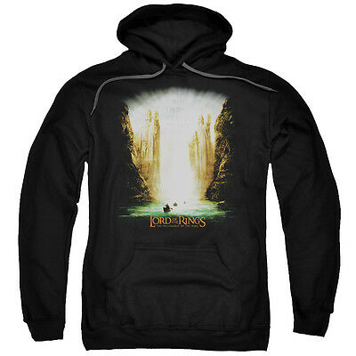 Lord of the Rings KINGS OF OLD Licensed Adult Sweatshirt Hoodie