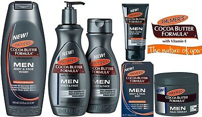 Palmers Cocoa Butter Formula For Men With Vitamin E Full Range