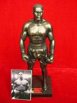 Mike Tyson Legends Forever Rare Limited Edition Figurine Statue Model 1000 Made