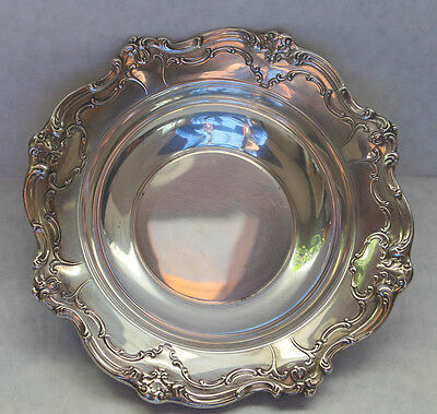 Chantilly by Gorham Sterling Silver Nut Candy Dish Bowl #739