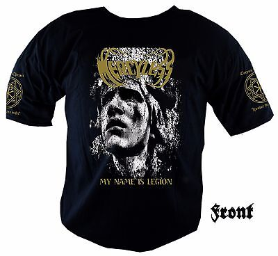 MERCYLESS Death/Thrash METAL T-shirt Official Merchandise from S to XXL