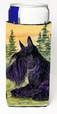 Carolines Treasures SS8511MUK Scottish Terrier Michelob Ultra bottle sleeves