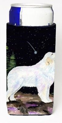 Carolines Treasures SS8471MUK Starry Night Great Pyrenees Michelob Ultra