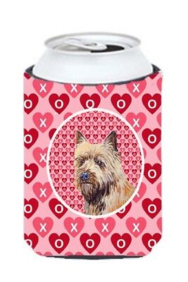 Carolines Treasures LH9140CC Cairn Terrier Valentines Love And Hearts Can Or